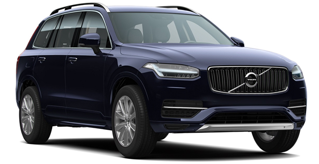 Volvo XC90 T8 AWD Inscription aut