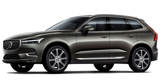 Volvo XC60 D4 AWD Business aut